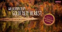 Sallaberger News Goldener Herbst